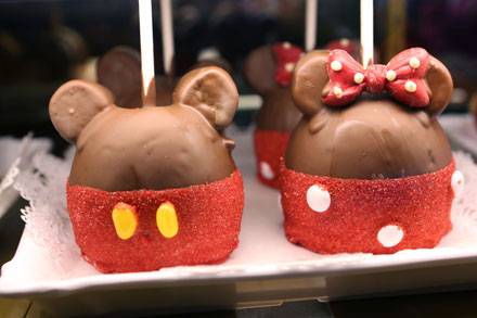 Orlando theme parks sweets